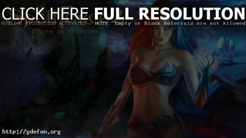 Обои SpellForce 2  Faith in Destiny фото картики заставки