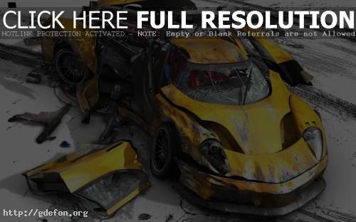 Обои Burnout 5 фото картики заставки