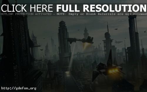 Обои Cityscape, скачать из игры Cityscape фото картики заставки