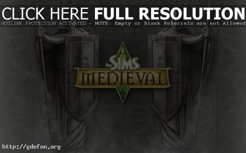 Обои The Sims Medieval фото картики заставки