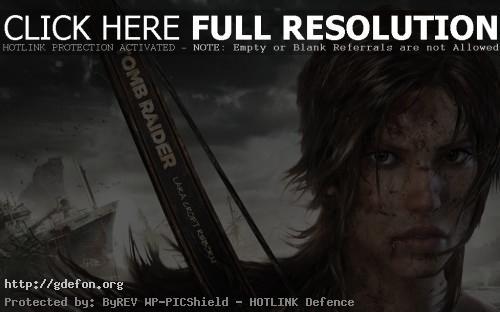 Обои Tomb Rider: Lara Croft reborn фото картики заставки