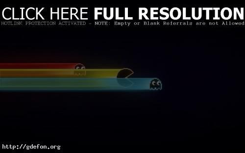 Обои Pac-Man фото картики заставки