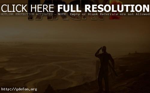 Обои Far Cry 2-11 фото картики заставки