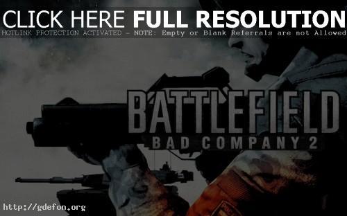 Обои Battlefield Bad Company 2 фото картики заставки