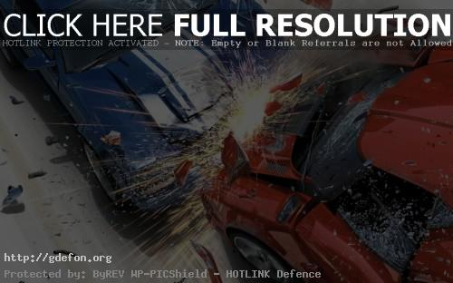 Обои Car crash фото картики заставки