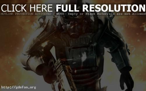 Обои Action-RPG Fallout 3 фото картики заставки