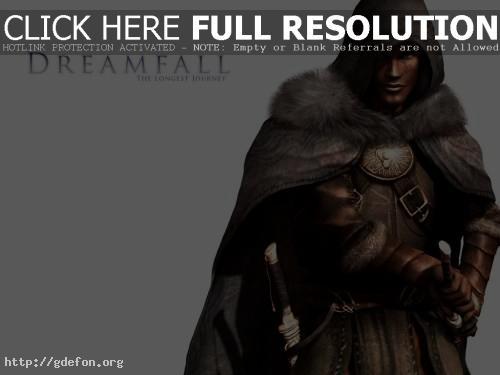 Обои Dreamfall фото картики заставки