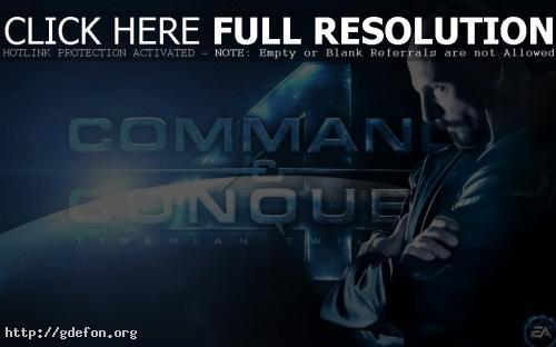 Обои Command & Conquer 4 фото картики заставки
