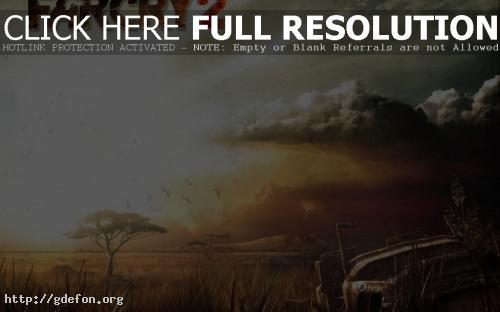 Обои Far Cry 2-16 фото картики заставки