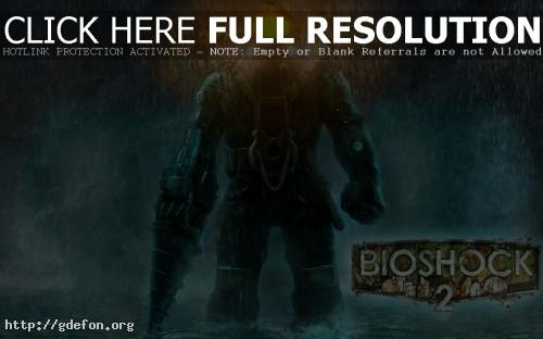 Обои Bioshok 2 фото картики заставки