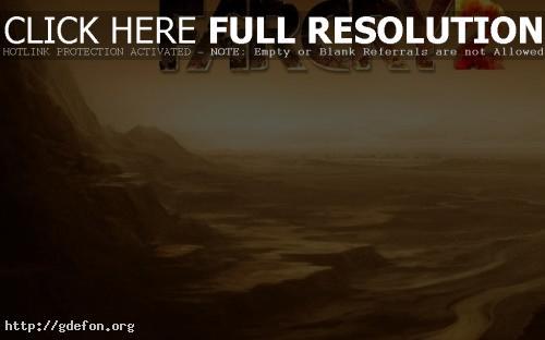 Обои Far Cry 2-12 фото картики заставки