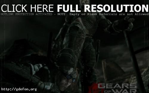 Обои Gears of War 4 фото картики заставки
