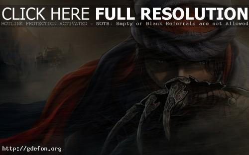 Обои Prince of Persia 4 / Принц Персии 2008 фото картики заставки