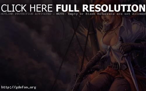 Обои Age of Pirates фото картики заставки