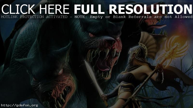 Обои Titan Quest Immortal Throne фото картики заставки