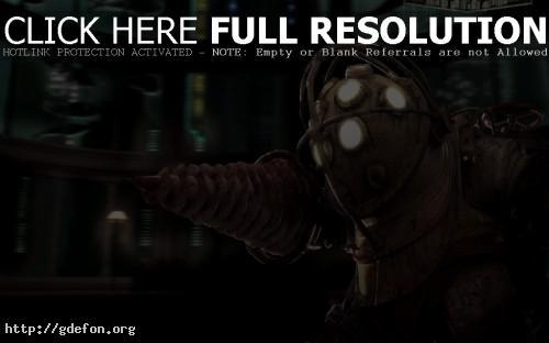 Обои Bioshock 1 фото картики заставки