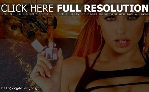 Обои Burnout Revenge фото картики заставки