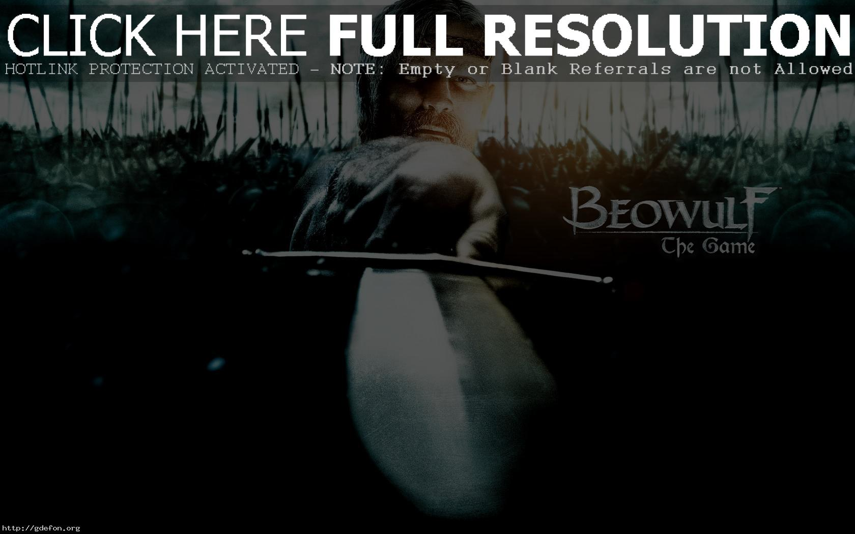beowulf loyalty He said if he died he wants his armor sent back to his king & he stayed by brecca's side during their match.