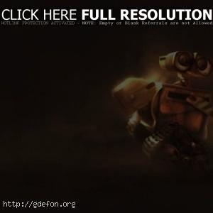 Валли, робот