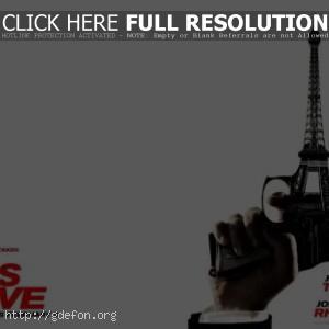 Из Парижа с любовью (From Paris With Love)