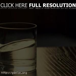 Стакан воды из Начала