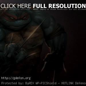 Черепашка Ниндзя мутант