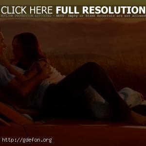 Любовь, романтика, машина, трансформеры