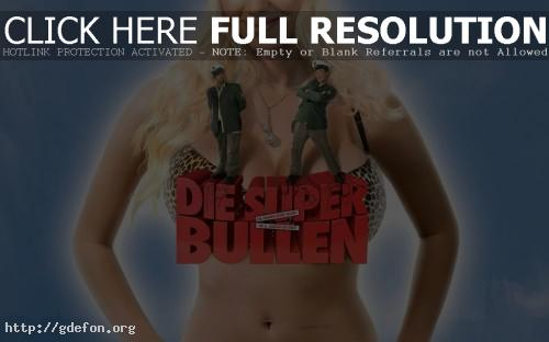 Обои Die Superbullen — Immer Freund und Helfer фото картики заставки