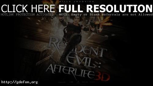 Обои Resident evil, обитель зла, 3d фото картики заставки