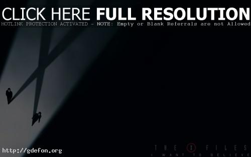 Обои X Files фото картики заставки