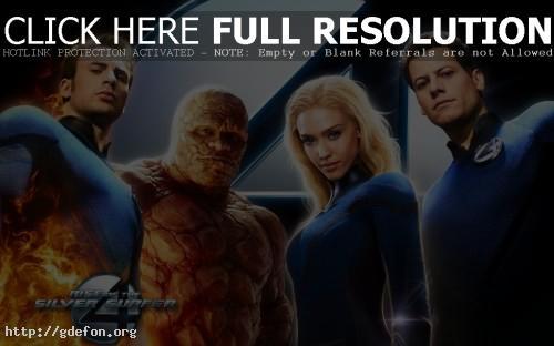 Обои Fantastic Four фото картики заставки