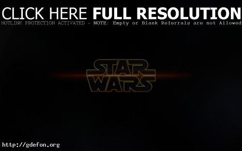 Обои STAR WARS фото картики заставки