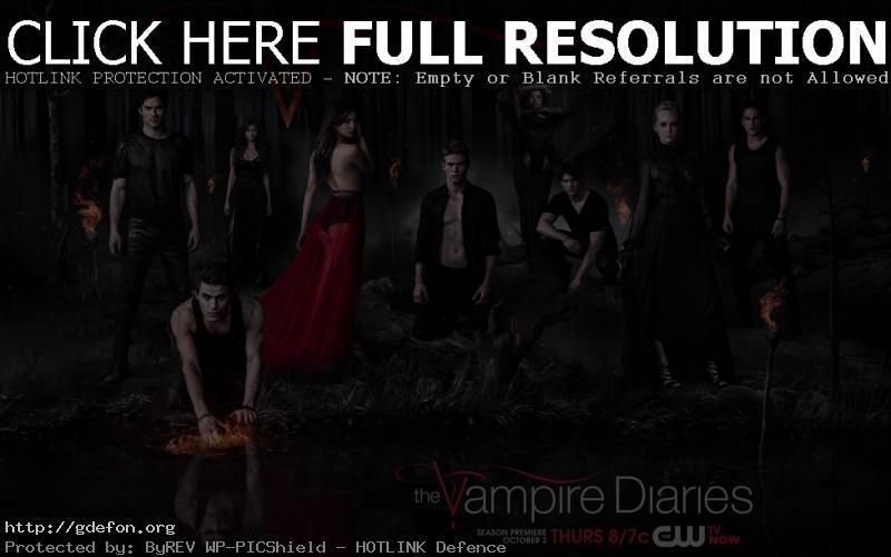 Обои the vampire diaries фото картики заставки