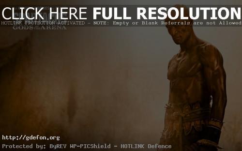 Обои Спартак: Боги арены, Эномай фото картики заставки