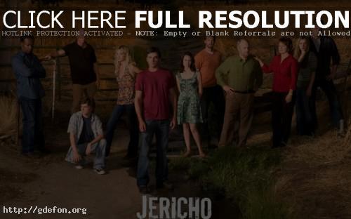 Обои Jericho фото картики заставки