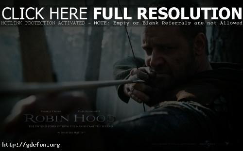 Обои Robin Hood фото картики заставки
