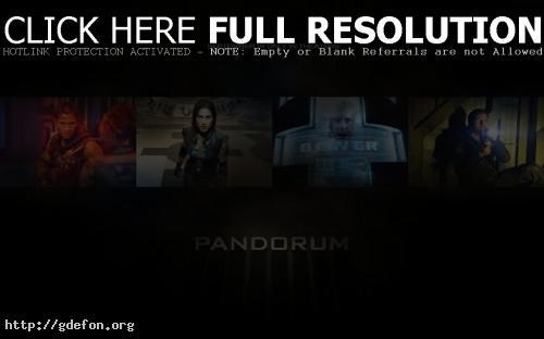 Обои Пандорум фото картики заставки