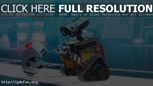 Обои WALL-E фото картики заставки