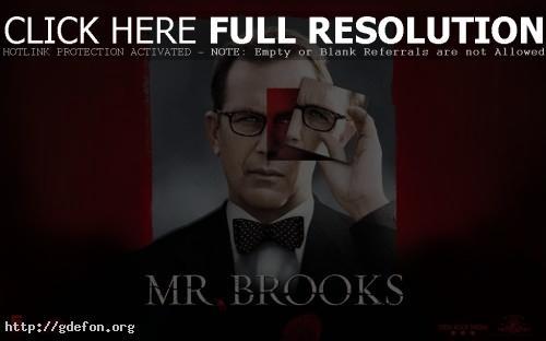 Обои Кто Вы Мистер Брукс? фото картики заставки