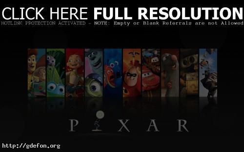 Обои Студия Pixar фото картики заставки