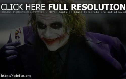 Обои Joker фото картики заставки