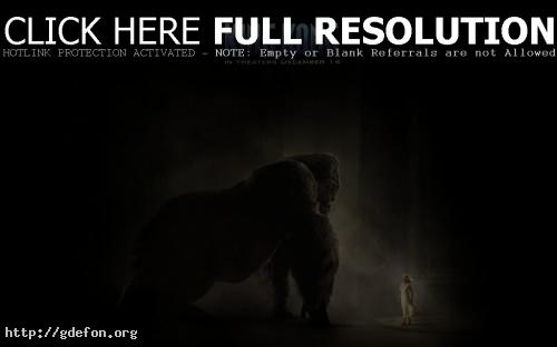 Обои Кинг конг, горилла фото картики заставки