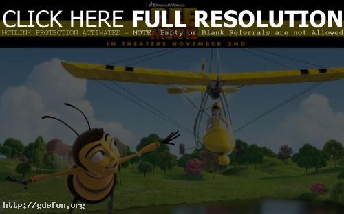 Обои Bee Movie фото картики заставки