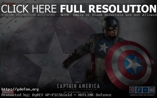 Обои Captain America, Первый мститель фото картики заставки