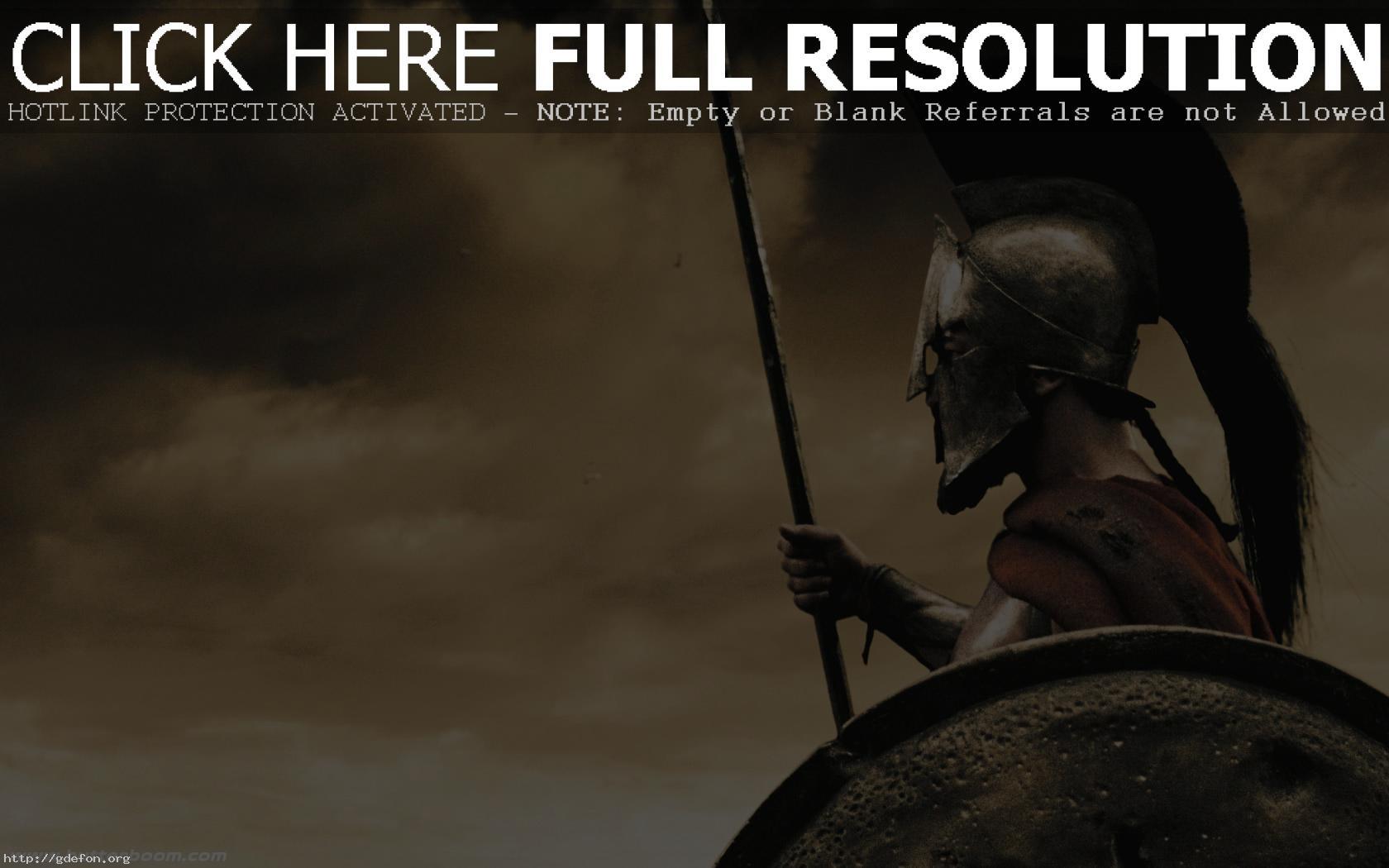 Скачать обои 300 спартанцев, Леонид, Джерард Батлер, царь на ...