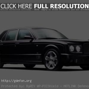 Bentley arnage final