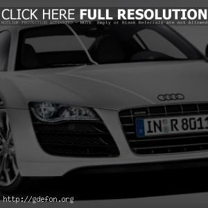 Audi R8 Version