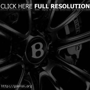 Bentley диск