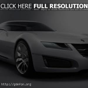Saab Aero сбоку
