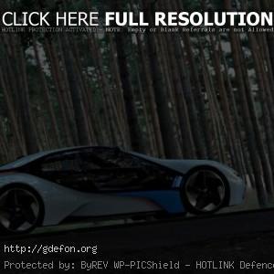 BMW ED vision